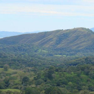 Cerro Lagarto view from Lots