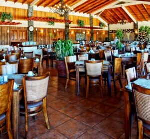 Famous Monteverde Restaurant 2 miles from project