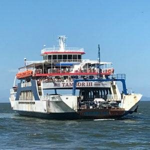 Ferry to Playa Tambor